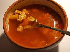 Supa de gulas