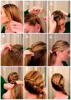 Tutorial Trenza Katniss