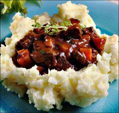 no - Finn noe godt å spise Mashed Potatoes, Crockpot, Cooking Recipes, Keto, Ethnic Recipes, Food, Religion, Gourmet, Whipped Potatoes