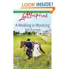 A Wedding in Wyoming (Love Inspired)