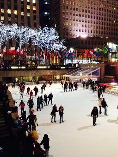 Rockefeller Center Rockefeller Center, Dolores Park, Street View, Travel, Viajes, Destinations, Traveling, Trips