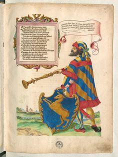 Das Ehrenbuch der Fugger - BSB Cgm 9460, Augsburg, 1545 - 1547, mit Nachträgen 1548/49 und 18. Jh