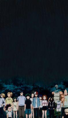 Boku no Hero Academia | Wallpaper