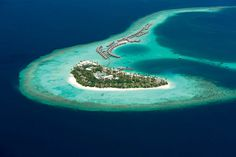 Infused With White Sand Beaches And Turquoise Waters: Constance Halaveli Resort~!!! 6 star luxury hotel in Maldives ~!!!