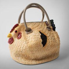 Kylling Håndtaske