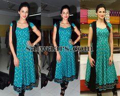 Shilpa Reddy Pochampally Salwar - Indian Dresses