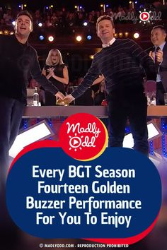 If you're looking for a collection of the most heartwarming highlights Britain's Got Talent has to offer, then look no further than this compilation of all of season fourteen's Golden Buzzers. #BGT #BritainsGotTalent #GoldenBuzzer Live Music, Good Music, Buzzers, Alesha Dixon, Britain Got Talent, Talent Show, Highlights, Singing, It Cast