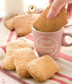 5 The Best Breakfast Foods for Weight Loss – Modells. Italian Cake, Italian Cookies, Baking Recipes, Cookie Recipes, Biscotti Cookies, Eating Eggs, Romanian Food, French Desserts, Best Breakfast Recipes