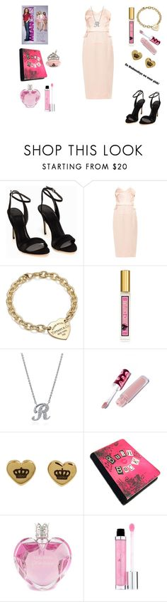 """""""Mean Girls"""" by aleksandra-203 ❤ liked on Polyvore featuring Polo Ralph Lauren, Prabal Gurung, Tiffany & Co., Juicy Couture, BERRICLE, Lime Crime, Vera Wang and shu uemura"""