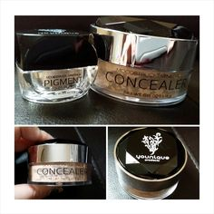 Younique Moodstruck Mineral Concealer! *100% Natural *Chemical Free *Paraben Free *Talc Free *Oil Free *Perfume Free *Synthetic Dye Free *Preservative Free $29 Get yours at www.SarahsLuxeLashes.com