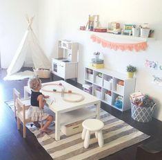 Playroom Ideas 36