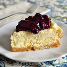 Perfect Cheesecake - made in the crock-pot!