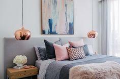 Casinha colorida: Especial quartos 2016: cores suaves (tons pastel)