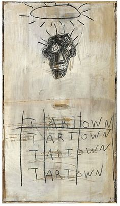 UNTITLED 1981 Jean-Michel Basquiat