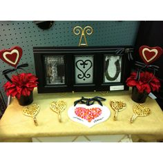 Celebrating Valentines at Dixie Rose Interiors!