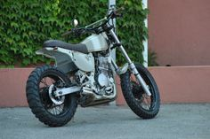 honda dominator nx project # 3 by eyss-corp