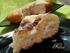 Cocinando con Kisa: Coca de panadero (chefo of matic y fussioncook)