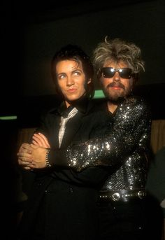 Eurythmics at the Grammy Awards, 1984