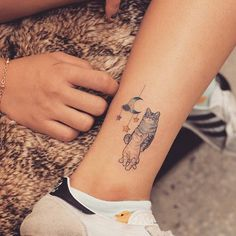 45 Cat Tattoos For True Cat Lovers - TattooMagz