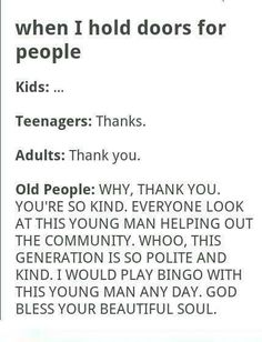 haha! I would play  Bingo with you any day ;)