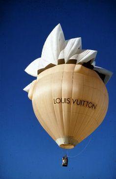Louis Vuitton - Hot Air Balloon...