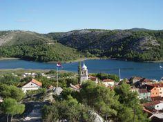 vakantie kroatië - Skradin