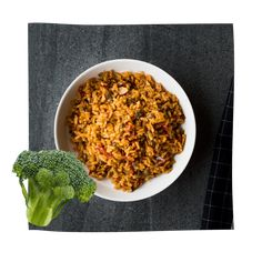 Iranischer Pilaw mit Brokkoli, Rosinen und Cashews - TCM Biryani, Paella, Risotto, Anna, Ethnic Recipes, Food, Carrots, Indian Kitchen, Crabs
