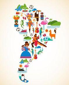 Activités pour enfant autour du monde : des cartes, ... et autres pour compléter dans un carnet