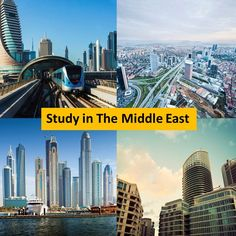 Get all the need to know information on studying in the #MiddleEast in our #Guide. #StudyAbroad