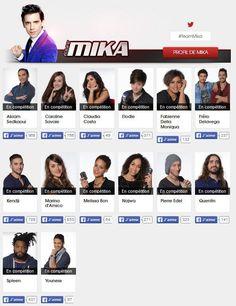 team Mika season 3