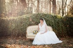 Historic Mounty Airy Wedding in Warsaw Virginia by Ashley Peterson Photography