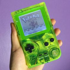Imagem de game boy, gamer, and gaming aesthetic boy, aesthetic pictures, gr Aesthetic Colors, Aesthetic Boy, Aesthetic Photo, Aesthetic Pictures, Orange Pastel, Pokemon, Photo Wall Collage, Neon Green, Shades Of Green