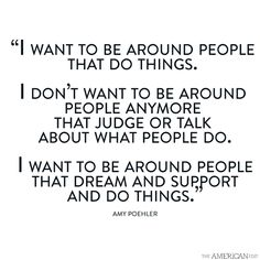 People that do things ......#Quote #Inspiration
