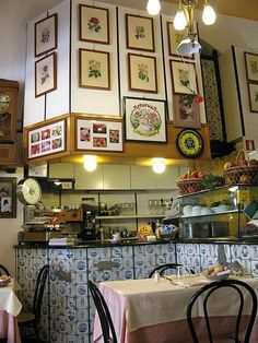 Latteria San Marco, Milan, authentic food