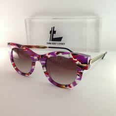 Thierry Lasry Barely @_sunglassisland @thierrylasry #sunglassisland #thierrylasry #france #handmade #islascanarias #lapalma #sunglasses #eyewear www.sunglassisland.es