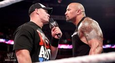 Rumble in the RHINO ROOM with John Cena and The Rock every Monday Night Raw!! Always in Stunning HD! Come check it out on one of our HUGE HDTVs!