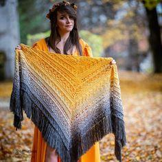 Crochet Shawl, Knit Crochet, Capes & Ponchos, Ravelry, Wraps, Vogue, Knitting, Shawls, Patterns