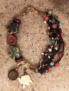 Boho Bracelet by DS