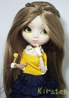 New Wig!! by ♥ Kety Marques Criações ♥, via Flickr