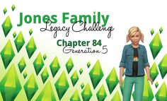 Keeping up with the Joneses #84