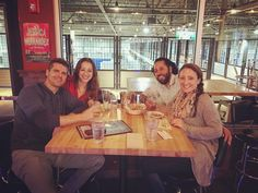 @lagunitasbeer with @bridbar @brian_jameson and Alberto