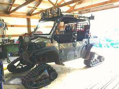 Hunting Truck, Duck Hunting, Atv Attachments, Can Am Commander, Kawasaki Mule, Bone Stock, Atv Accessories, Polaris Ranger, Atvs