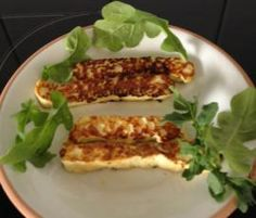 Recipe Halloumi by Suzanne Evans - Recipe of category Side dishes