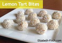 Click here to get my Lemon Tart Bites (No Bake!) recipe: http://www.elizabeth-finch.com/lemon-tart-bites-no-bake/