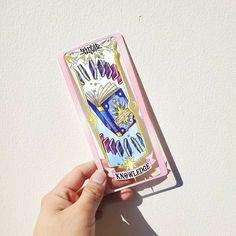 Clear Card, Cardcaptor Sakura, Arizona Tea, Drinking Tea, Clamp, Knowledge, Phone Cases, Letters, Consciousness