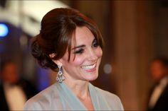 La duchesse de Cambridge Kate à Londres, le 26 octobre 2015