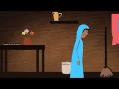 Parable of Lost Coin.mp4 - YouTube- Bible Lesson 26- Character trait activity