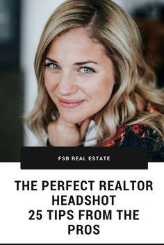 Need a better realtor headshot? Check out these 25 tips from the pros. Real Estate Quotes, Real Estate Humor, Real Estate Tips, Professional Headshots Tips, Real Estate Headshot, Headshot Photography, Photography Tips, Real Estate Training, Real Estate Office
