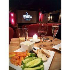 Kallio Riviera Helsinki yhdistetty elokuvateatteri ravintola baari