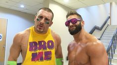 Hype Bros continue to bicker online, Zack Ryder throws out nice burn